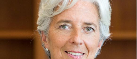 Europa ist das Epizentrum der Krise meint IWF-Chefin Lagarde