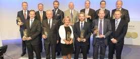 Gerhard Weber Unternehmer des Jahres bei Sauren Awards 2012