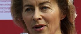 Altersarmut – von der Leyen schlägt Alarm