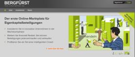 Startschuss: BERGFÜRST von BaFin lizensiert