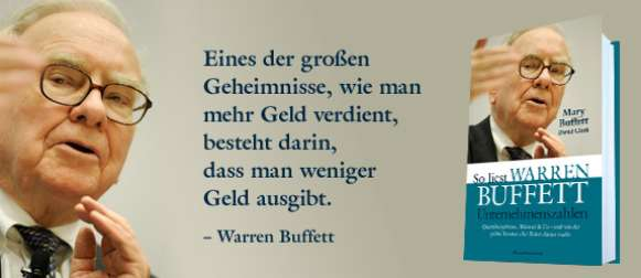 M. Buffett, D. Clark: So liest Warren Buffett Unternehmenszahlen