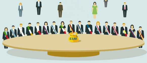 ESM – Europas Hedgefonds steht