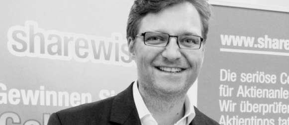 Michael Mellinghoff von sharewise: Die meisten Banken haben die Aktienberatung eingestellt