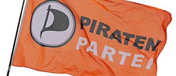 Piraten auf der Suche nach einem Programm