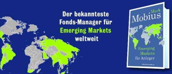 Mark Mobius: Emerging Markets für Anleger