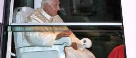 Papst Benedikt tritt zurück – war doch klar oder?