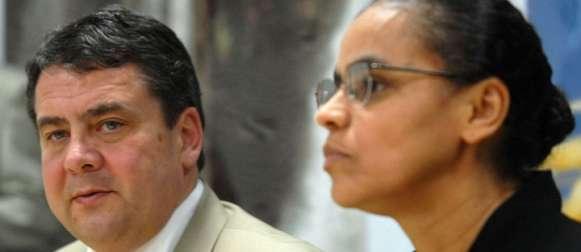 SPD-Chef Gabriel will Fracking verbieten
