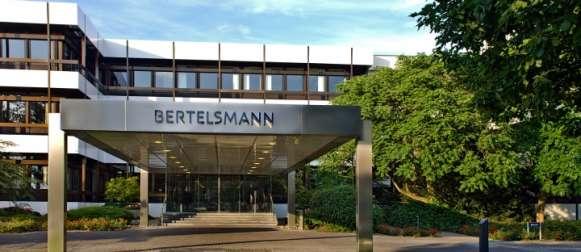 Bertelsmann verkauft 25,5 Mio. Aktien der RTL Group