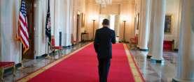Obama ist isoliert